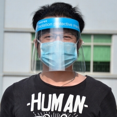 10PCS good protection effect face mask environmental disposable face shield